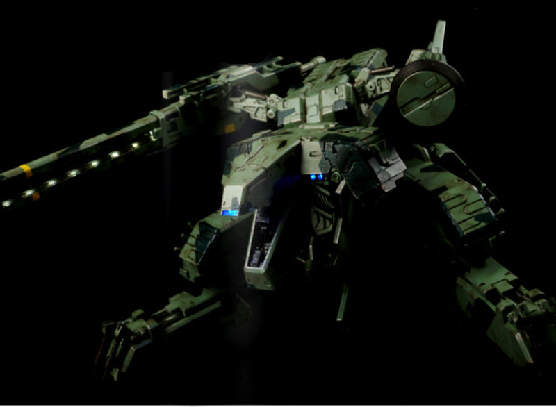Metal Gear REX figura