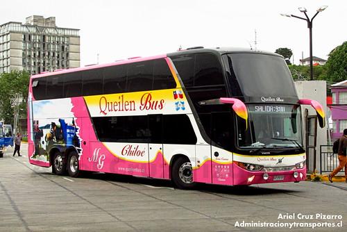 Queilen Bus - Puerto Montt - Modasa Zeus / Volvo (GYPS37)