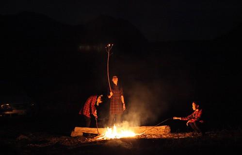 夜晚的那一把火(10.6ys)