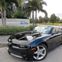 Road Review: 2015 Chevrolet Camaro 2LT/RS Convertible (Grade: C)