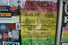003 Record Store Day, Goner Records