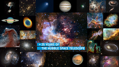 Hubble 25 (with title)