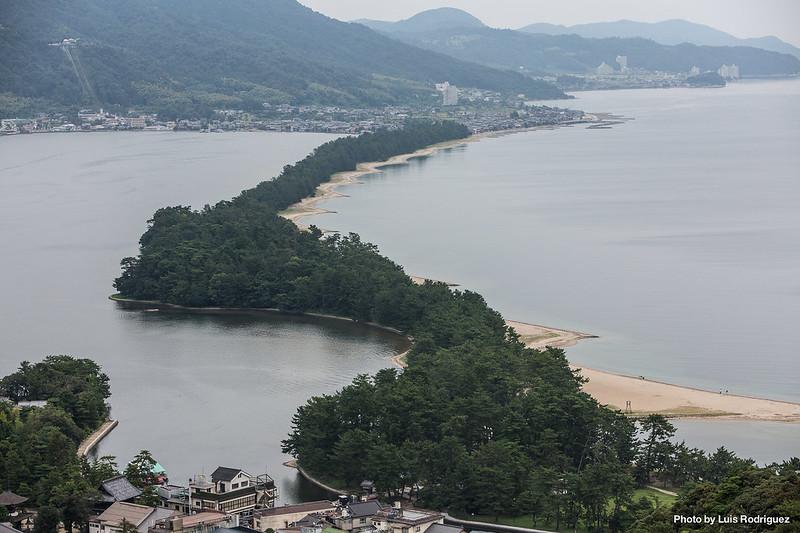 Amanohashidate, parte del Nihon Sankei