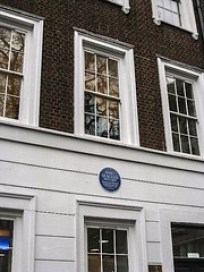 Mary Seacole's House, Soho Square