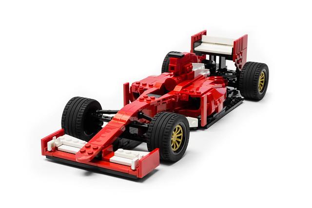LEGO F1 Ferrari SF15-T