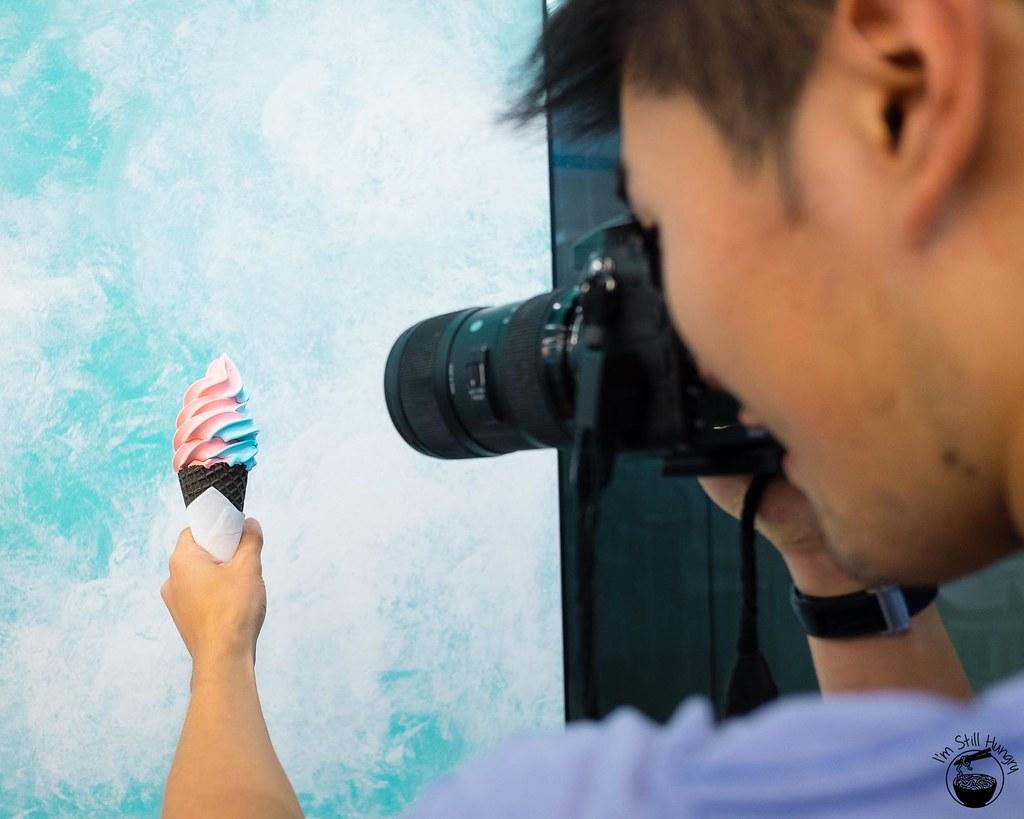 Aqua S Ice Cream Parlour Sydney Creaming Soda