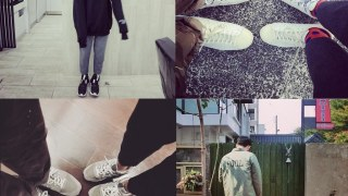 [球鞋] 我跟艾迪的四雙情侶球鞋 ♥