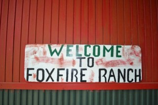 021 Welcome to Foxfire Ranch