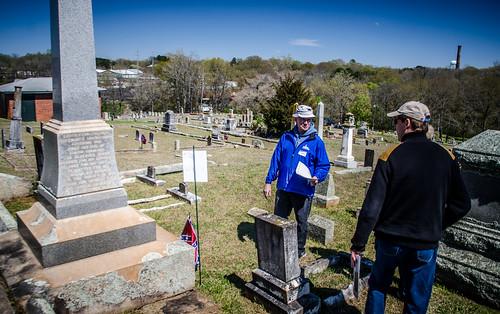 Laurens Cemetery Tour-23