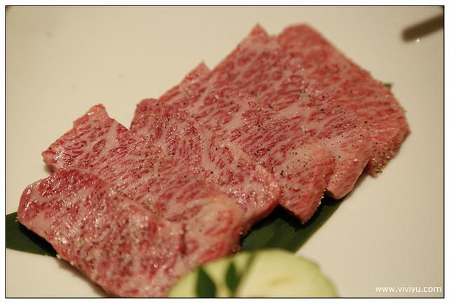 ぴょんぴょん舎 GINZA UNA,冷麵,和牛,日本,東京,燒肉,美食 @VIVIYU小世界