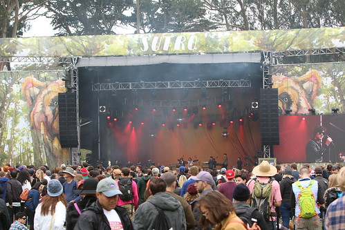 Outside Lands 2016: Saturday