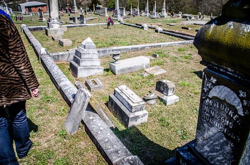 Laurens Cemetery Tour-21
