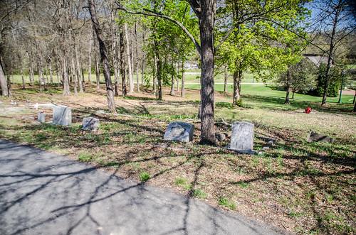 Laurens Cemetery Tour-64