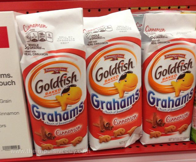 Pepperidge Farm Goldfish Grahams Cinnamon