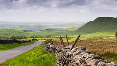 The lane to #Settle, #YorkshireDales