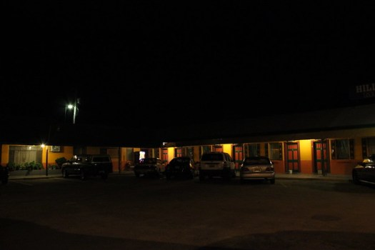Hillcrest Motel, Sheffield AL