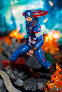 Marvel Legends Avengers Age of Ultron Captain America