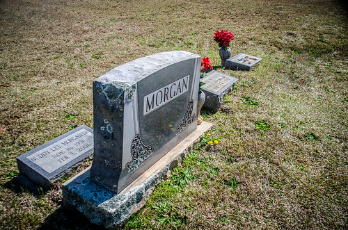 Laurens Cemetery Tour-43