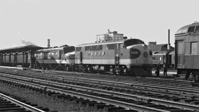 SR, Meridian, Mississippi, 1952