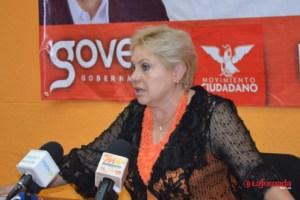 Busca Lucy Lastras juicio político contra alcalde de la capital