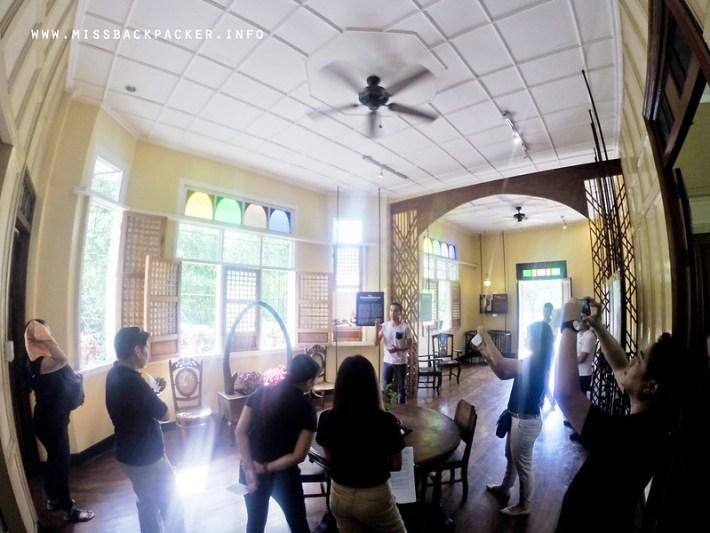 The Quezon Heritage House