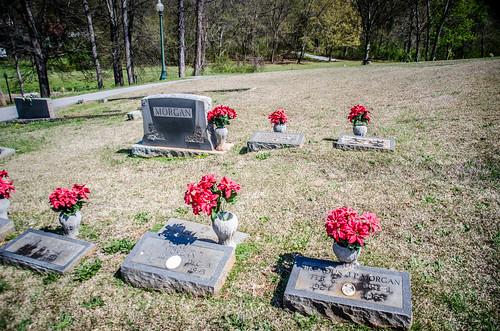 Laurens Cemetery Tour-38