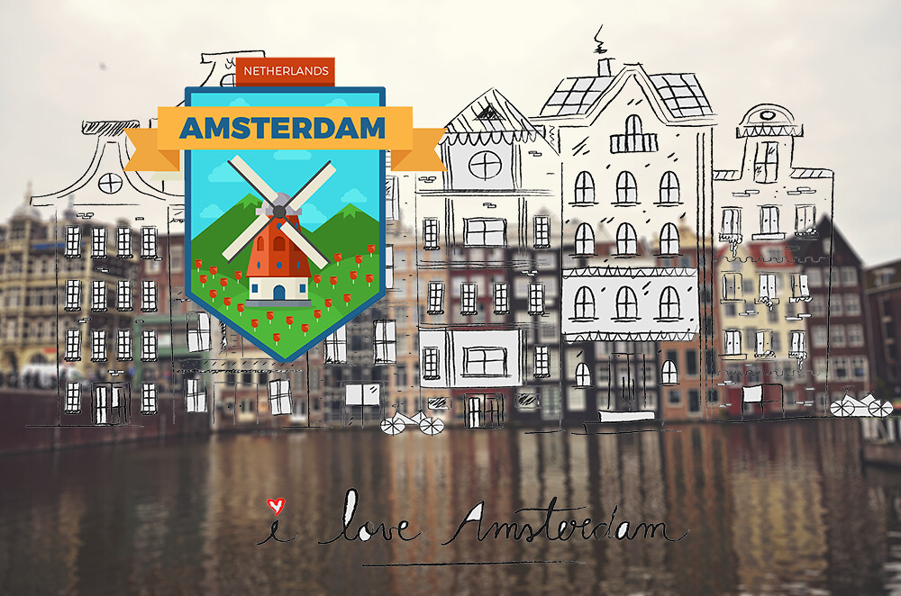 cover Amsterdarm July 2016
