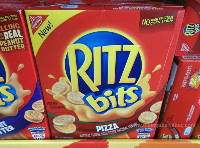 Nabisco Ritz Bits Pizza