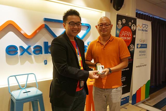 Chan Kee Siak and Whei Wong