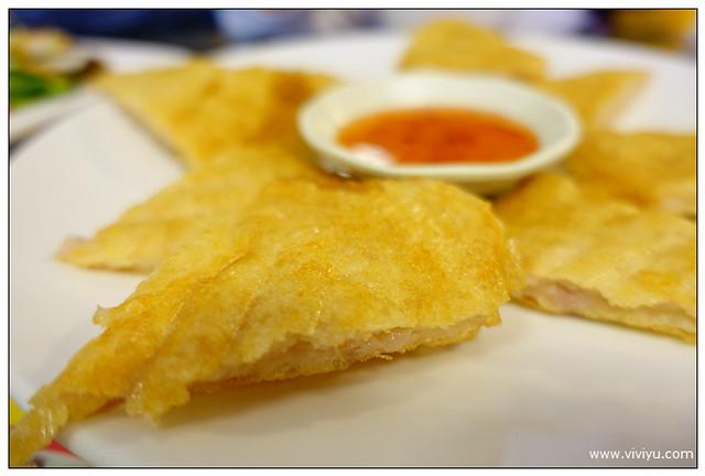 中正路,月亮蝦餅,桃園,泰式料理,泰美味,美食 @VIVIYU小世界