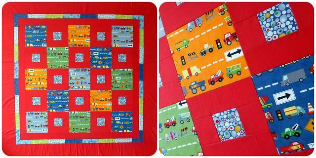 Commission Child quilt
