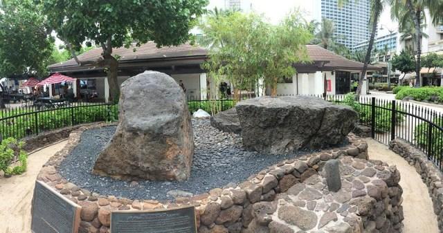 The Wizard Stones