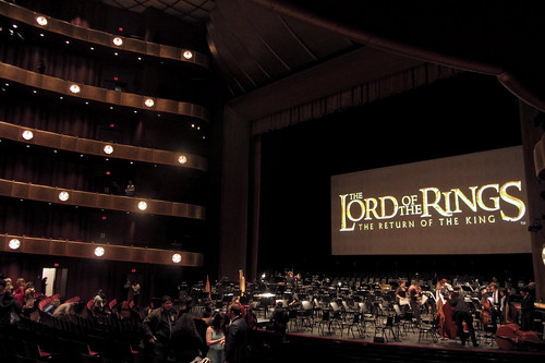 The Lord of the Rings @ Lincoln Center - XV