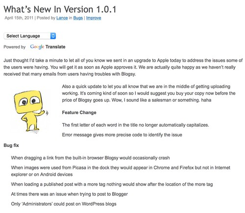 release 1.0.1