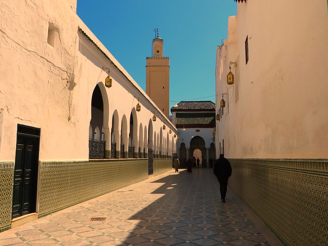 Moulay Idriss mausoleum, things to do in moulay idriss, best places to visit in morocco