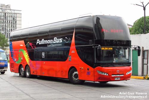 Pullman Bus - Puerto Montt - Youngman Skyliner (FYBW52)