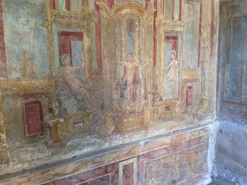 Casa de Apolo, Pompeya. Italia