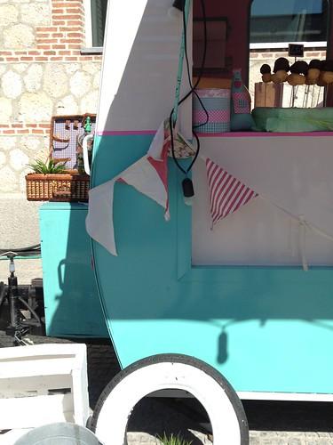 Street Food, Matadero. Madrid