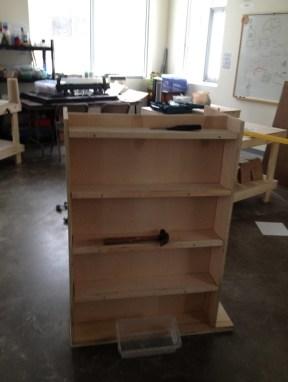Design lab: rolling cart