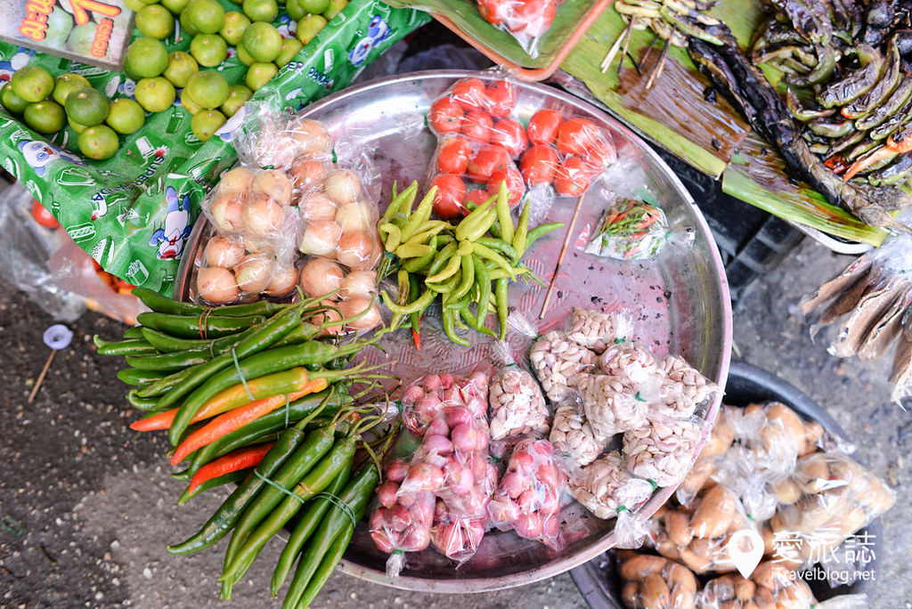清迈市集 瓦洛洛市场 Waroros Market 08