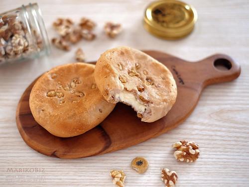 平焼きくるみパン 20160712-DSCF3423_1