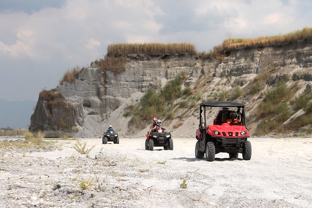 ATV at Sandbox at Alviera