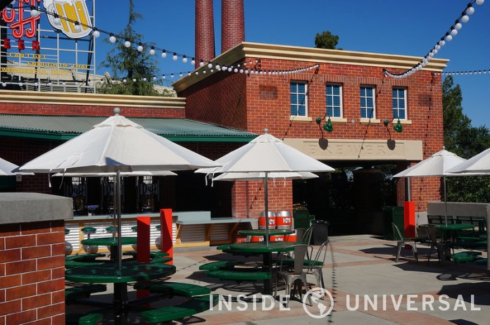 First Look: Springfield at Universal Studios Hollywood