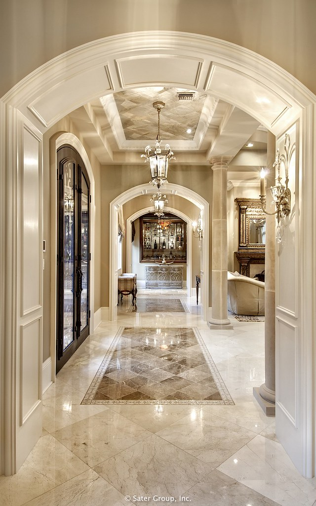 Luxury Homes Interior Design Photos: The Sater Group, Inc