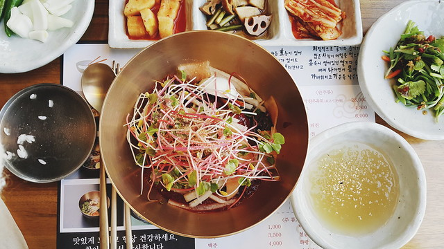 daegu // korean health food