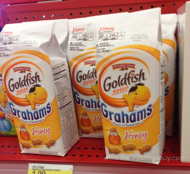 Pepperidge Farm Goldfish Grahams Honey