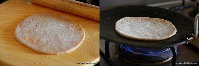 roll-the parathas