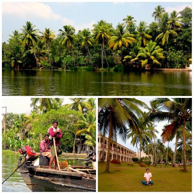 Kerala tierra cocoteros