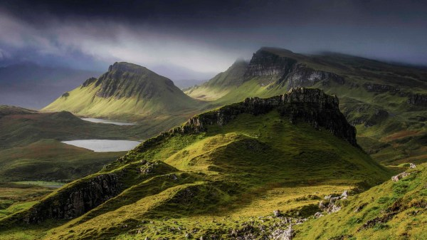 trotternish ridge isle of skye