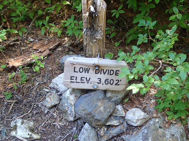 Low Divide